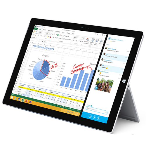 Laptop Microsoft Surface Pro 3