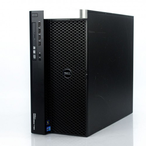 Dell Precision T7600 Workstation Xeon E5-2643/ 32 GB ECC REG DDR3/ 250 GB SSD + 1 TB HDD/ NVIDIA Quadro 5000