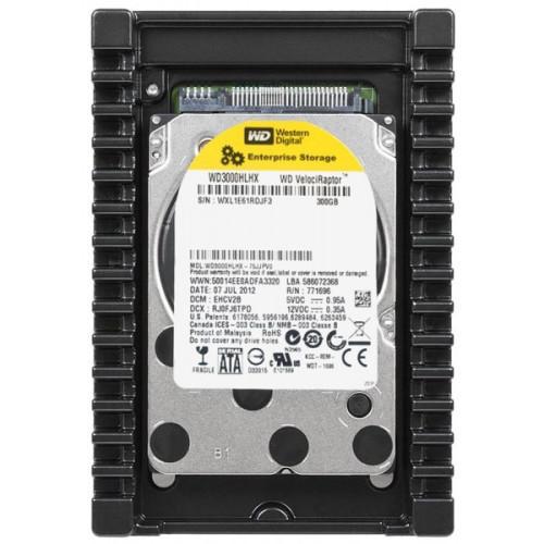 HDD Western 300GB Raptor Sata 3.5 inch
