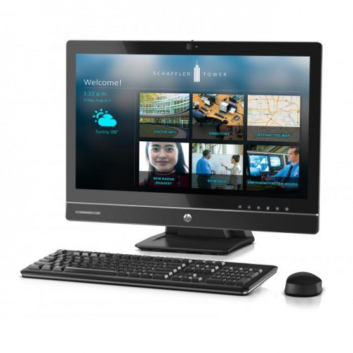 HP EliteOne 800 G1 All-in-One Core i7-4790s/ 8 GB DDR3/ 120 GB SSD + 500 GB HDD/ AMD Radeon HD 7650A
