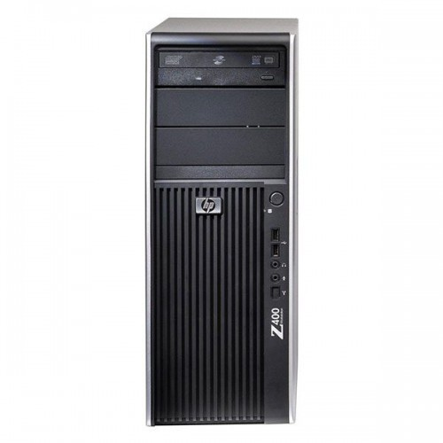 HP Z400 Workstation Xeon W3550/ 8 GB DDR3/ HDD 500G/ NVIDIA Quadro 600 1GB