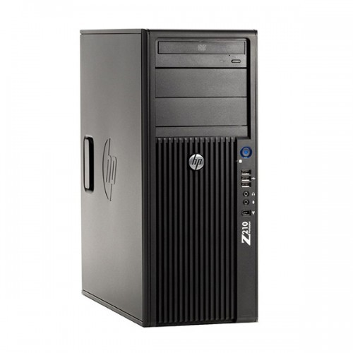 HP Z210 CMT Workstation