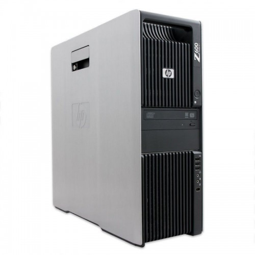 HP Z600 Workstation 2 x Xeon X5560/ 12 GB DDR3/ 120 Gb SSD + 500Gb HDD/ NVIDIA Quadro 2000