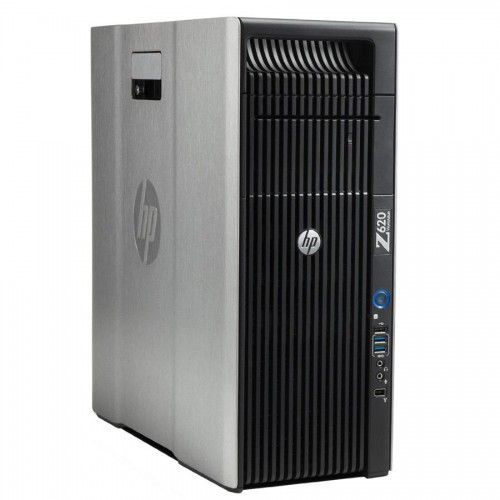 HP Z620 Workstation 2 x Xeon E5-2609/ 16 GB DDR3/ 120 Gb SSD + 500Gb HDD/ NVIDIA Quadro 2000