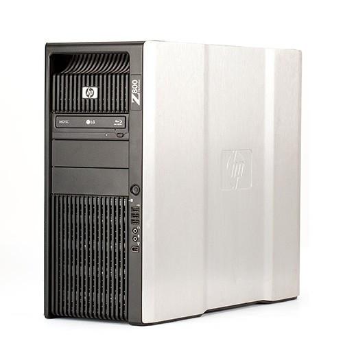HP Z800 Workstation 2 x Xeon E5630/ 16 GB DDR3/ 120 Gb SSD + 500Gb HDD/ NVIDIA Quadro 2000