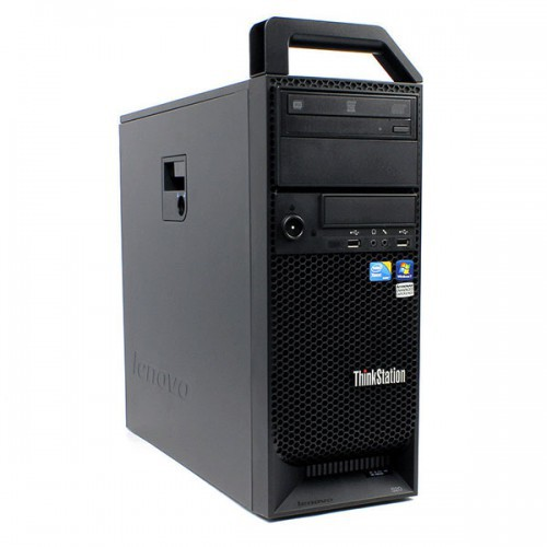 Lenovo ThinkStation S20 Workstation Xeon W3550/ 12 GB DDR3/ SSD 120Gb + HDD 500Gb/ NVIDIA Quadro 2000 1GB
