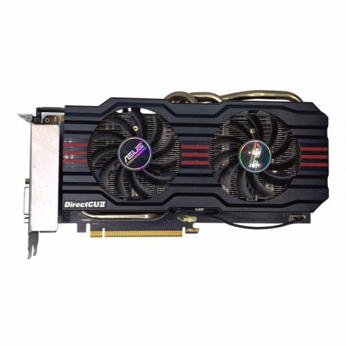 ASUS GTX 660 DirectCU II OC 2 GB