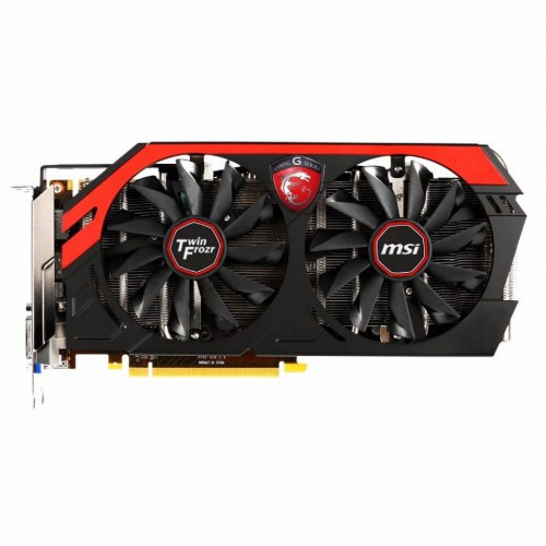 MSI GTX 760 Gaming OC 2 GB