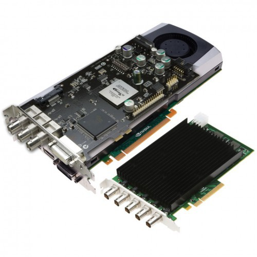 NVIDIA Quadro 5000 2.5 GB