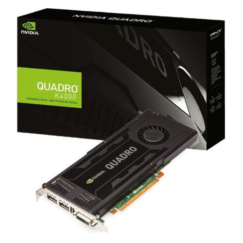 NVIDIA Quadro K4000 3 GB