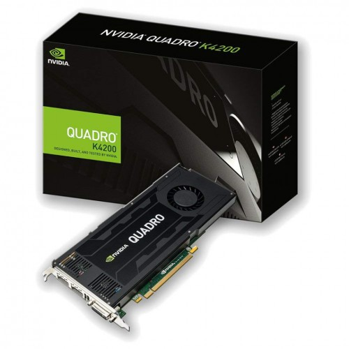 NVIDIA Quadro K4200 4 GB
