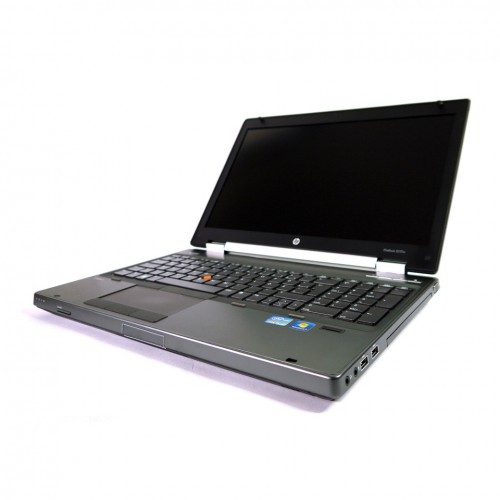 "Laptop HP EliteBook 8570W Core i7-3720QM/ 8 GB RAM/ 500 GB HDD/ NVIDIA Quadro K2000M/ 15.6"" FHD"