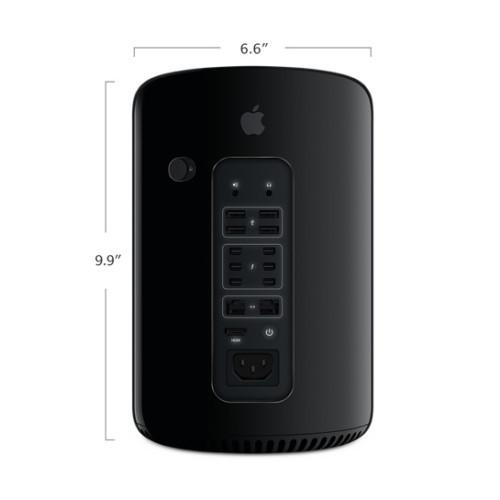 Mac Pro MD878 Late 2013