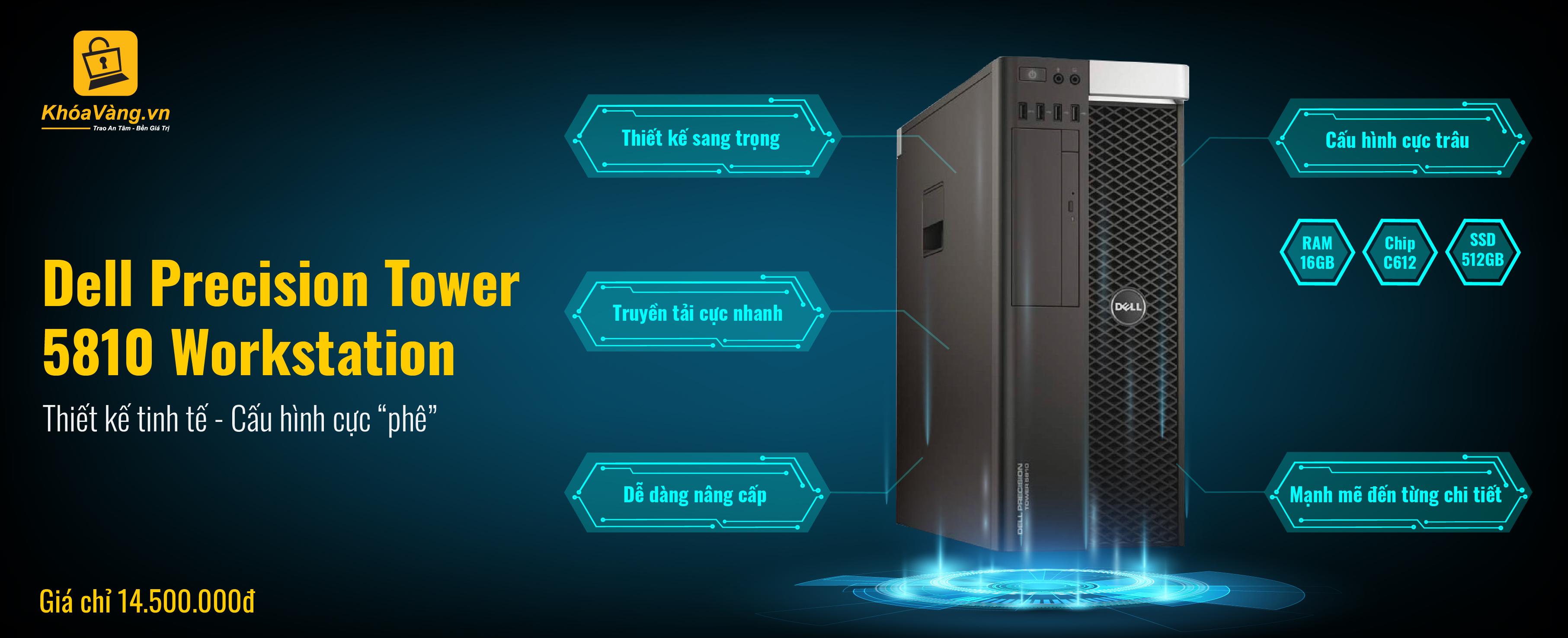 Dell Precision Tower 5810}