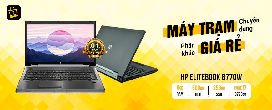 HP EliteBook 8770W}