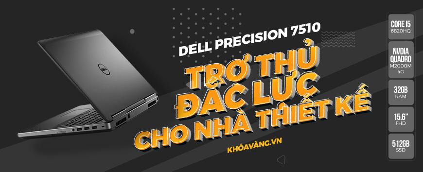 Dell Precision 7510}