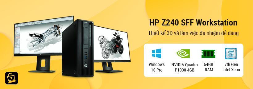 HP Z240 Workstation}