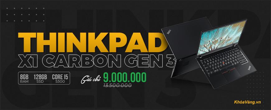X1 Carbon Gen 3}