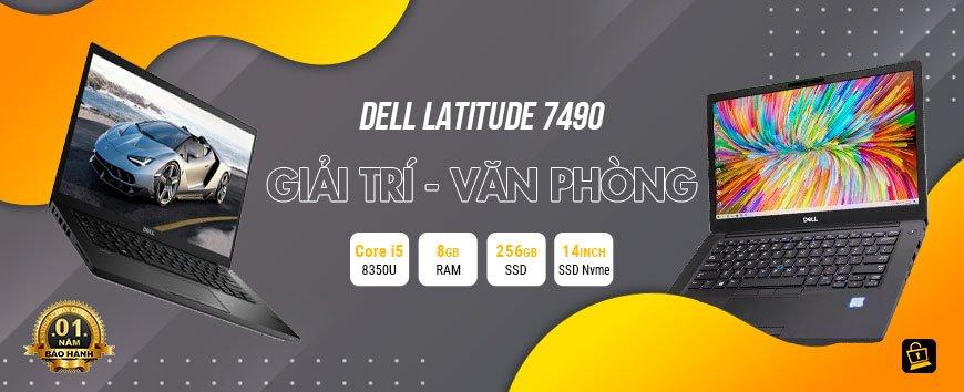 Dell Latitude 7490}