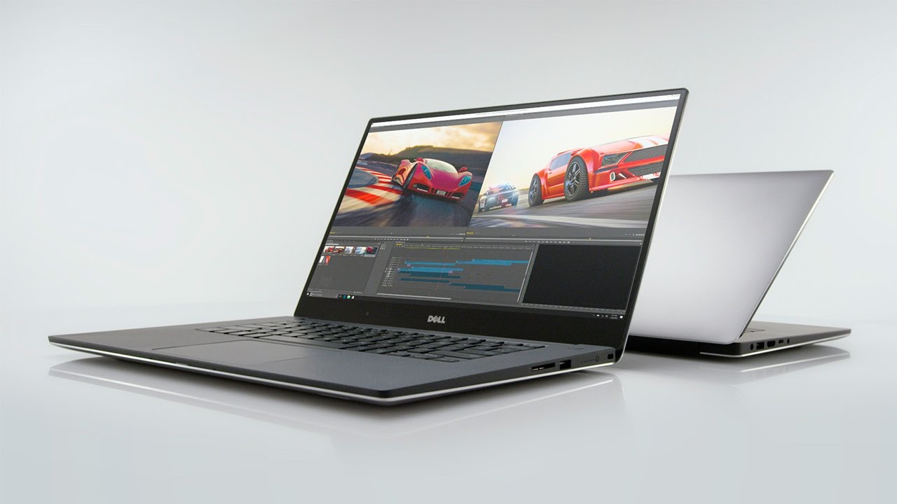Dell Precision 5520 Core i7 Quadro M1200 15 inch
