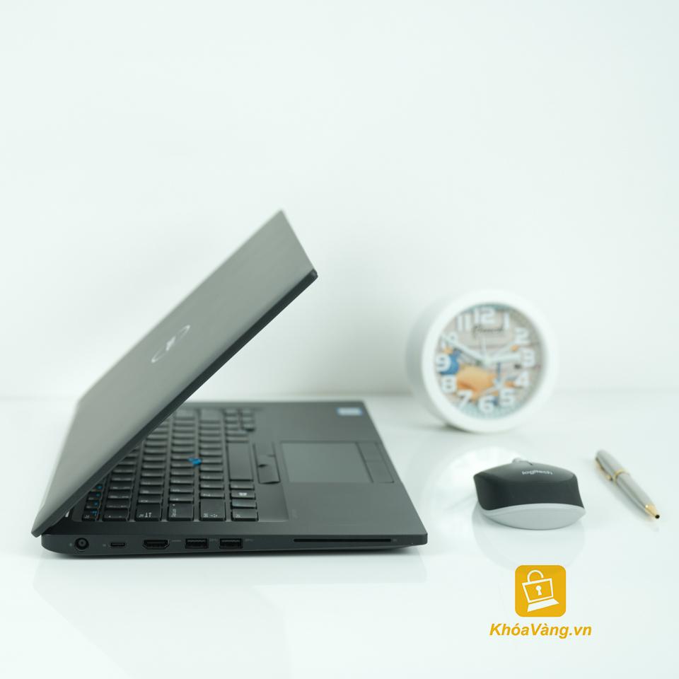 Laptop Dell Latitude 7480 | Khóa Vàng