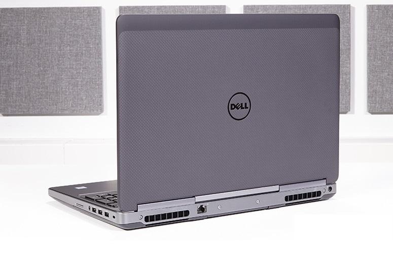 Khung gầm của Dell Precision 7510 đã được thử nghiệm MIL-STD 810G, các thử nghiệm tương tự mà quân đội Mỹ sử dụng để đảm bảo thiết bị đủ chắc chắn cho nhu cầu của họ