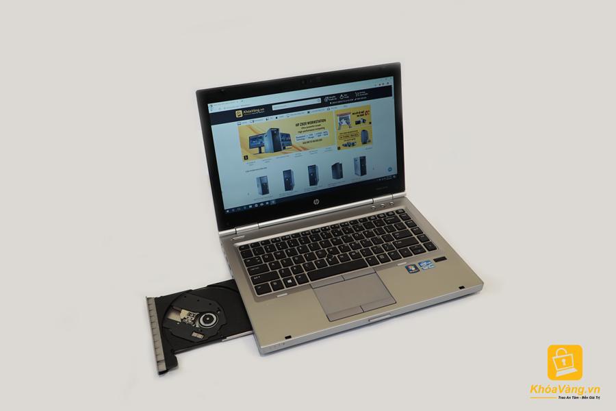 Laptop HP Elitebook 8470P | Khóa Vàng