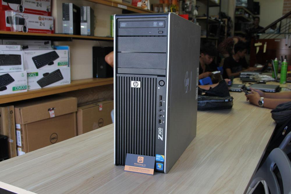 HP Z400 Workstation | Khóa Vàng