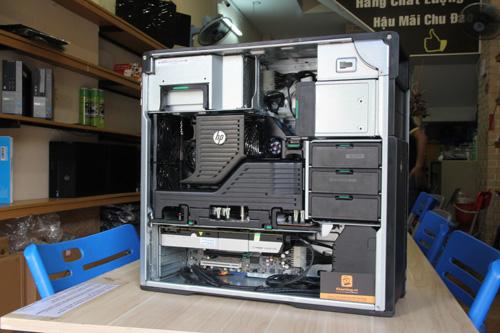 HP Workstation Z620 – Nhập khẩu Từ USA – Khóa Vàng | Khóa Vàng